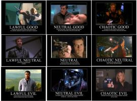 firefly alignment chart by MoreThanAnswers