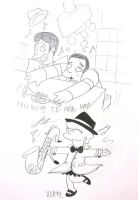 The legend of the pianist by komi114