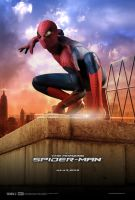 The Amazing Spider-man by Barney-01