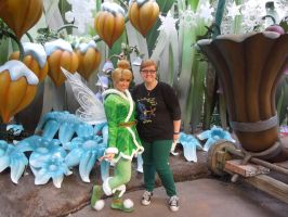 Tinkerbell and I by QueenoftheLemurs