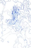THOR revised pencils by ejimenez