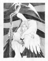 Cursed Hades final pencils by innerpeace1979
