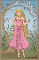 Rapunzel series: Heather by Colleen15