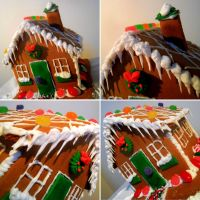 Gingerbread details by priscilaisnothere
