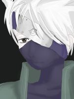 Kakashi Hatake by kitcatastrophic