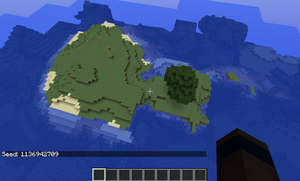 Survival Island by dylrocks95