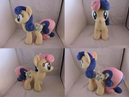 MLP BonBon Plush by Little-Broy-Peep