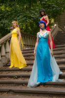 Goddes Senshi Princessess by LoveSenshi