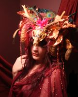 Artemis Headdress IX by Pandora-Effekt
