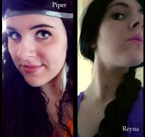 Piper or Reyna? by You-burn-with-us