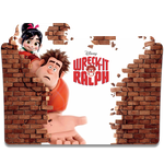 Wreck-It Ralph Folder Icon by efest
