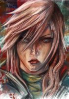 Lightning Farron by supersonic-unicorn