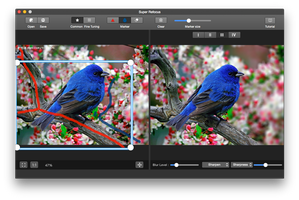 Super Refocus - Corel Draw for Mac alternative App by debellischew