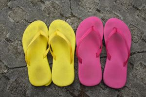 Sandals by paulussebastian