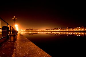 Preston Docks by Seasider