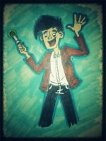 11th Doctor! by pascalscribbles