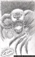 VENOM sketch by CZR31