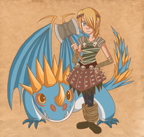 Astrid by Pace-Eterna