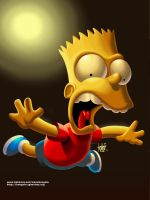 B is for Bart by manukongolo