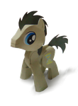 Dr. Whooves Finished Photo by Kna