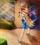 Elsa In The City by Deadguybeer