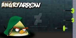 Mark Major's Angry Arrow! by MarkMajor