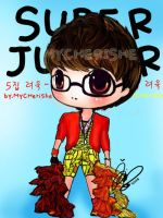 Ryeowook 5jib Teaser by MyCherishe