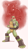 Raph-Rat by Shellsweet