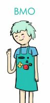 It's BMO! by a-moment-at-midnight