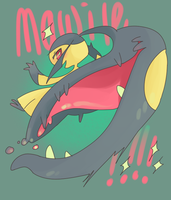 Requests: Mawile by boblitt