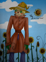Scarecrow by my-darkness