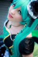 Miku: Turquoise by princess-soffel