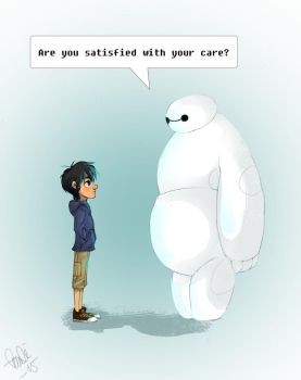 Are you satisfied with your care? by Cptn-Nemo