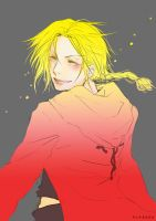 FMA - tears of gold by TashinaJacob