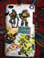 TMNT IPod Case by thebronzkunoichi