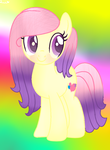 My new oc Cherry Heart by Coloratura15