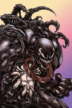 Venom by Pant by disposableheroine