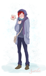 Stay Warm by justvrit