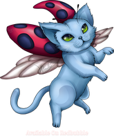 My name is Catbug by Luifex
