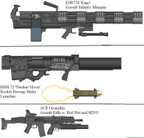Military Weapon variants 23 by Marksman104