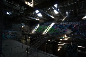 1264, Box Hill brickworks. by thespook