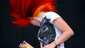 Hayley Williams by brian502