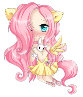 Fluttershy by lulu-fly