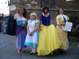 Principesse Disney Lucca by Aereodon