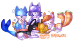Halloween by twinelights