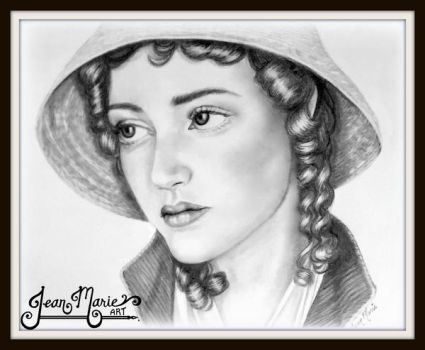 Regency Lady - 2016 by JeanMarieArt