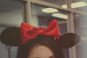 minnie's ears by bigcitydreams