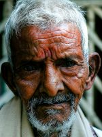 Old Indian Man by BohemianHarlot