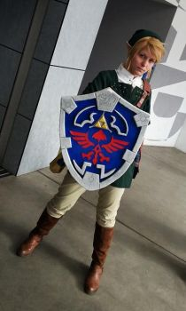 Link by LadyBad