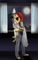Jace and Clary: AfterParty by Tiegan